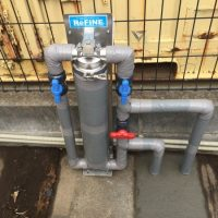 2017.07.12(水)さいたま市 緑区 水道管直結浄水器取付工事 一般(法人)