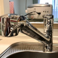 2018.11.07(水)東京都 北区 キッチン水栓交換 (一般、HP)