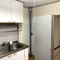 2020.05.22(金)さいたま市 排水管工事(キッチン側)  (法人